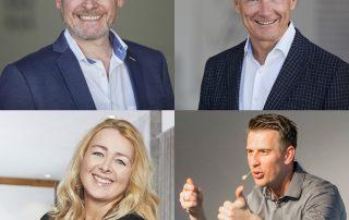 Umberta Andrea Simonis, Jörg Mosler, Volker Geyer, Thomas Issler