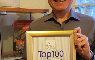 Thomas Issler bei Top 100 Trainern gelistet