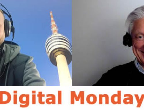 Neu im Programm: Digital Monday ab 4. Februar 2019