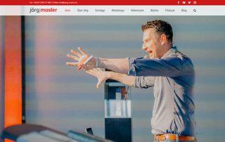 Jörg Moslers neue Website
