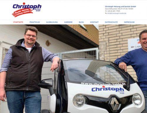 Karriere-Webseite für Handwerksbetriebe